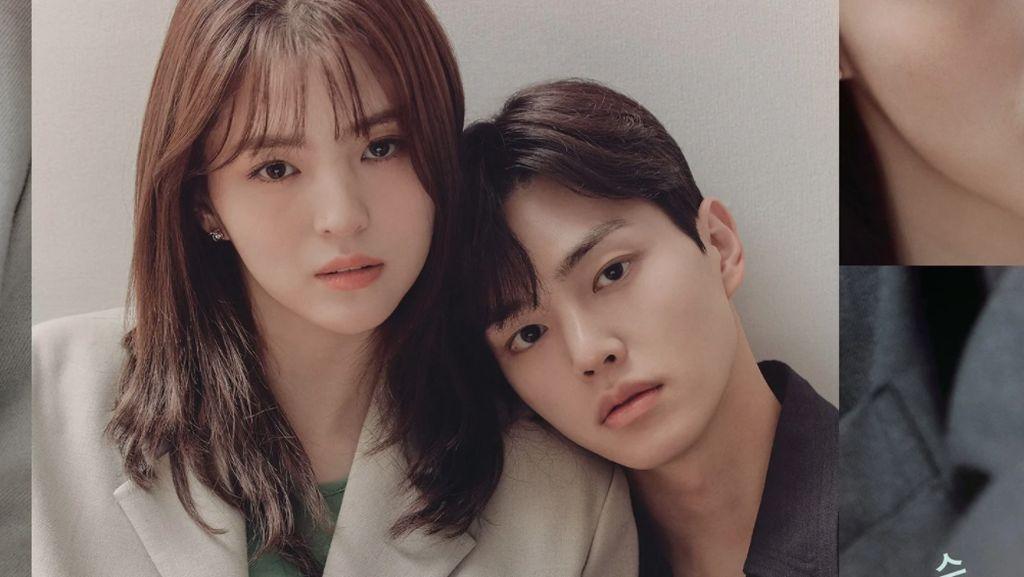 10 Potret Mesra Song Kang dan Kang So Hee, Pasangan Drakor Nevertheless