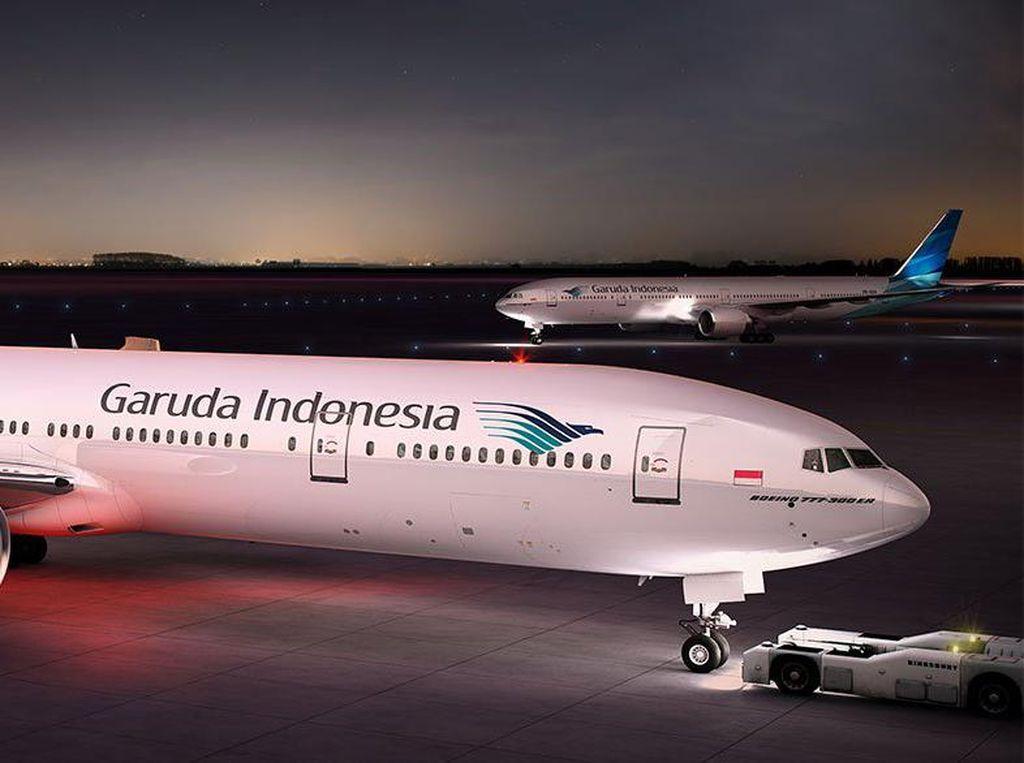 Sederet Skema Penyelamatan Garuda: Disuntik Modal sampai Likuidasi