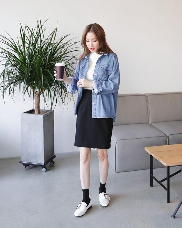 gaya fashion minimalis
