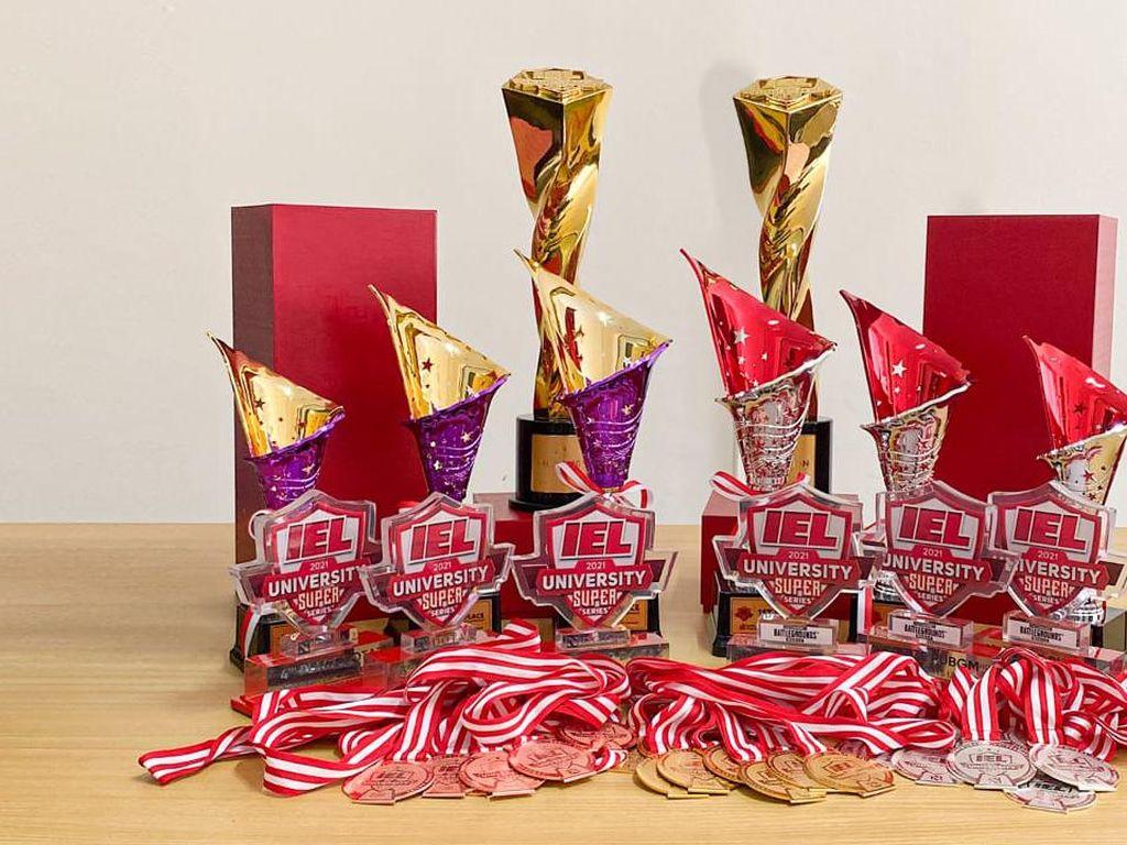 Ini Dia Pemenang Kompetisi IEL University Super Series Season 3