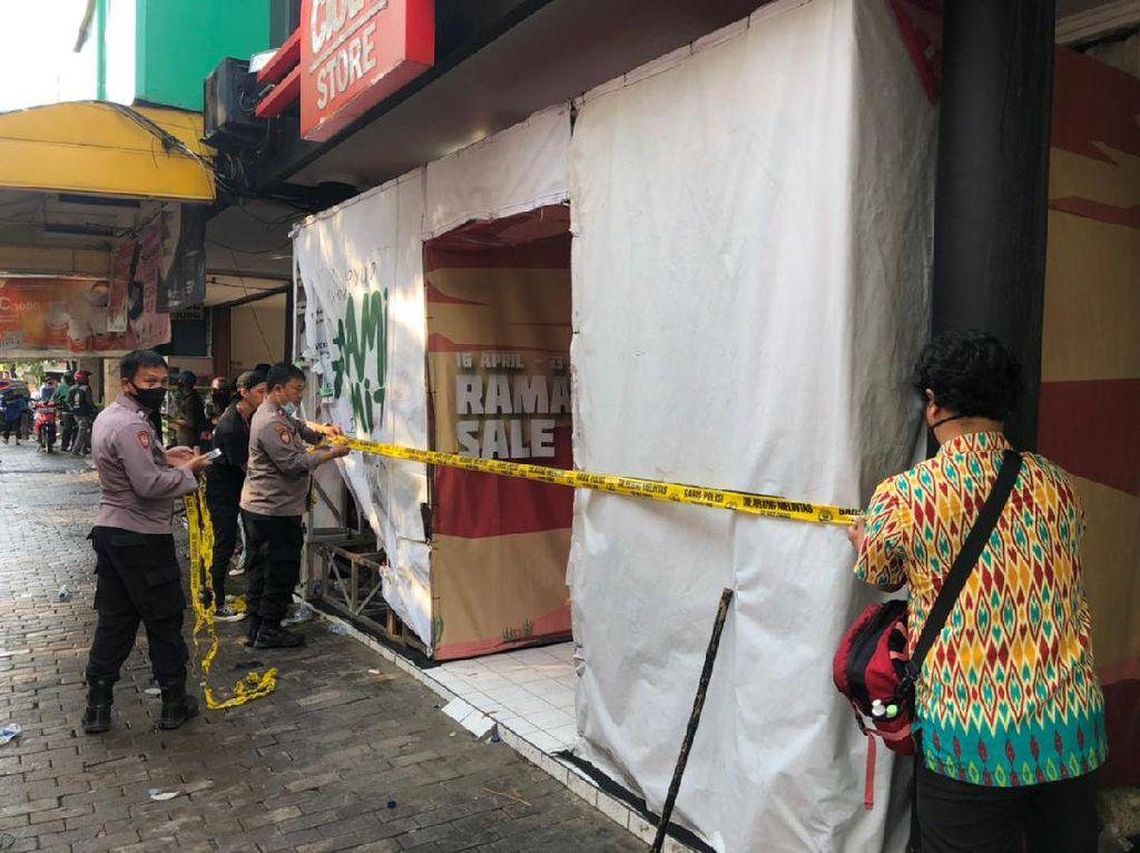 Promo Diskon 90% Timbulkan Kerumunan, Jakcloth Bekasi Ditutup Polisi!