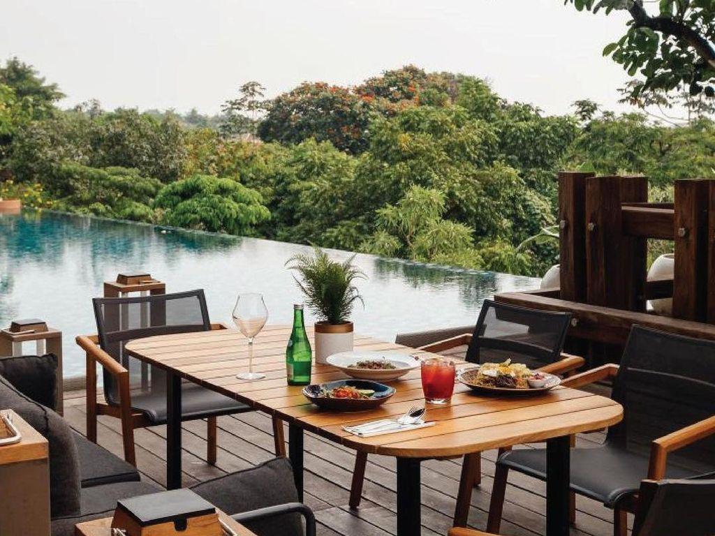 5 Kafe Bernuansa Bali Ini Asri dan Nyaman