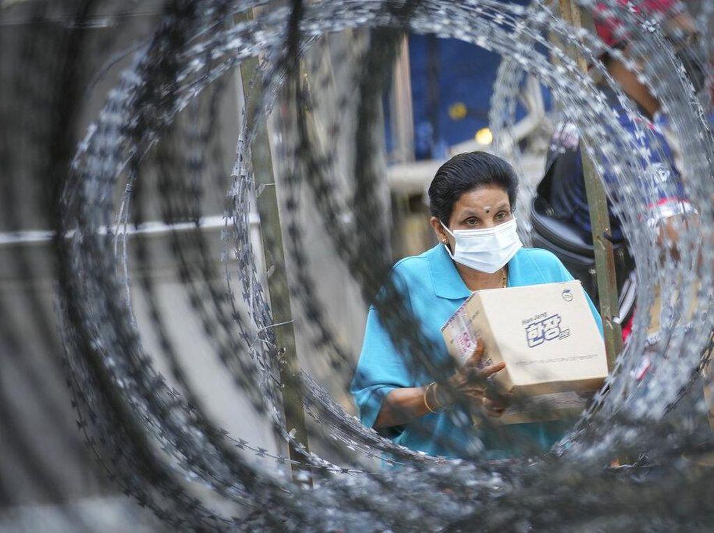 Kasus COVID-19 Terus Melonjak Malaysia Bakal Lockdown