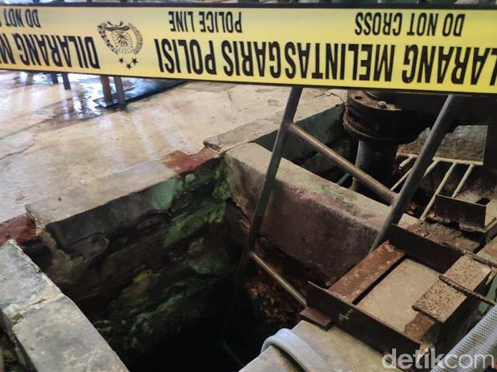 Kecelakaan Kerja di Pabrik Kertas Mojokerto, Korban Tewas Keracunan Gas