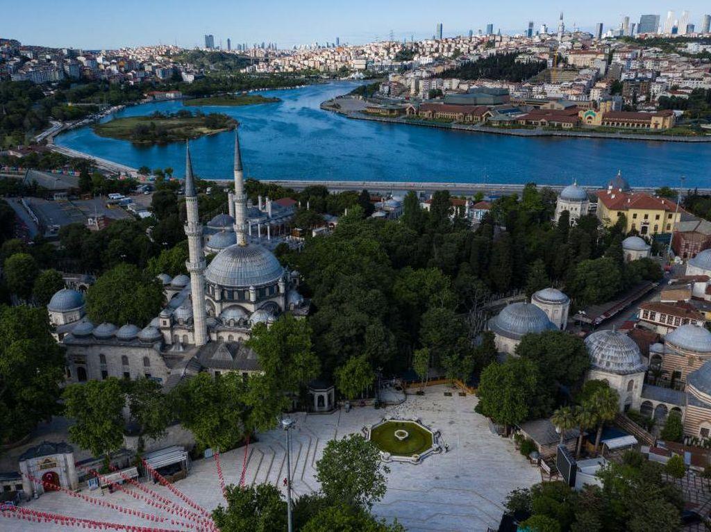 Hore! Turki Bakal Bebaskan Visa untuk WNI