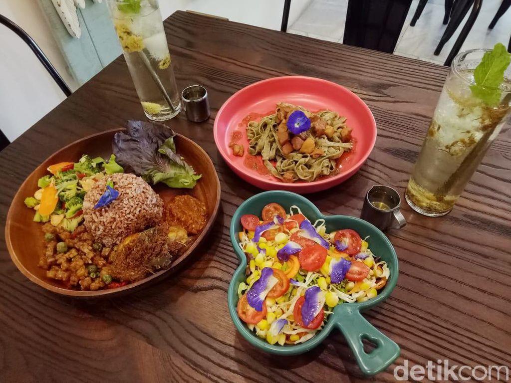 Resto di Jakarta Ini Sajikan Menu dari Hasil Panen di Kebun Sendiri