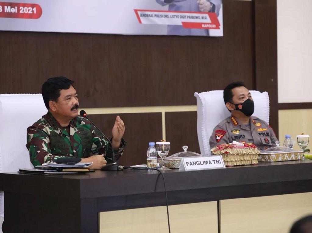 Panglima TNI ke Satgas Mandago Raya: Lepas Ego Sektoral-Tumpas Teroris