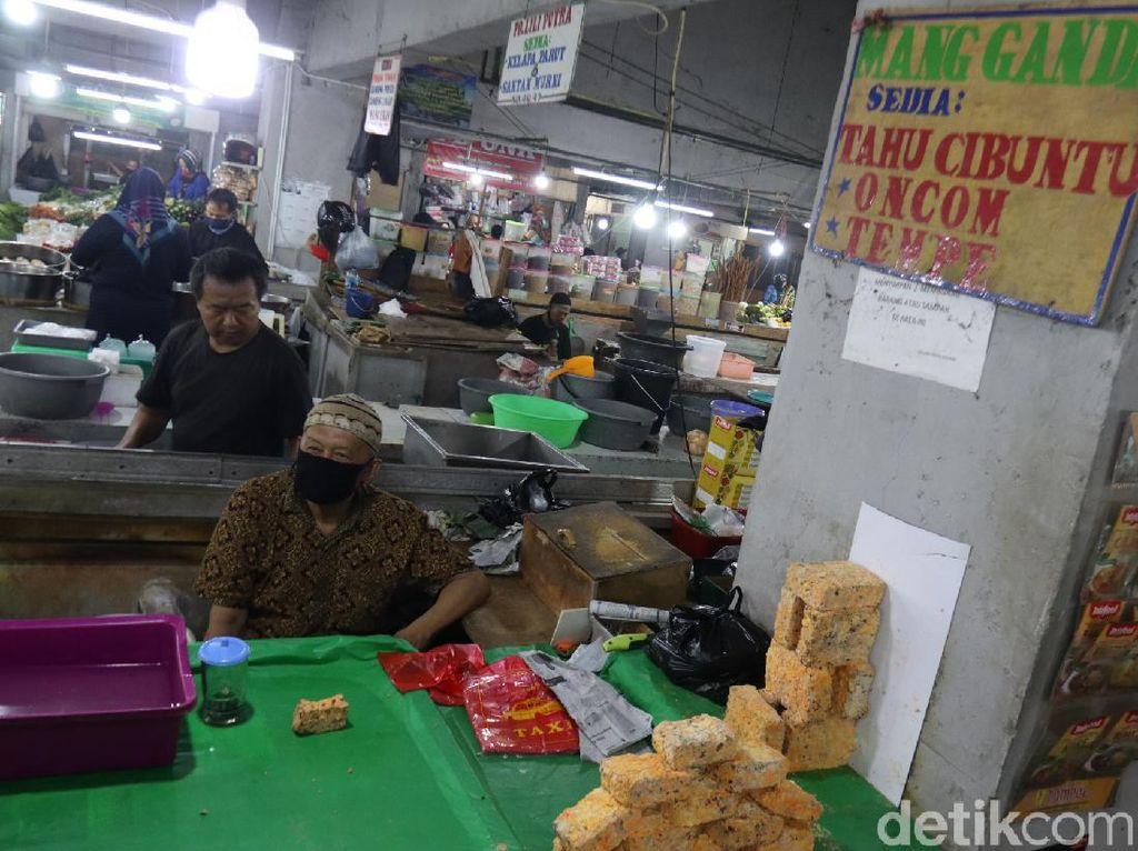 Perajin Mogok! Tahu dan Tempe Hilang di Pasar Kosambi Bandung