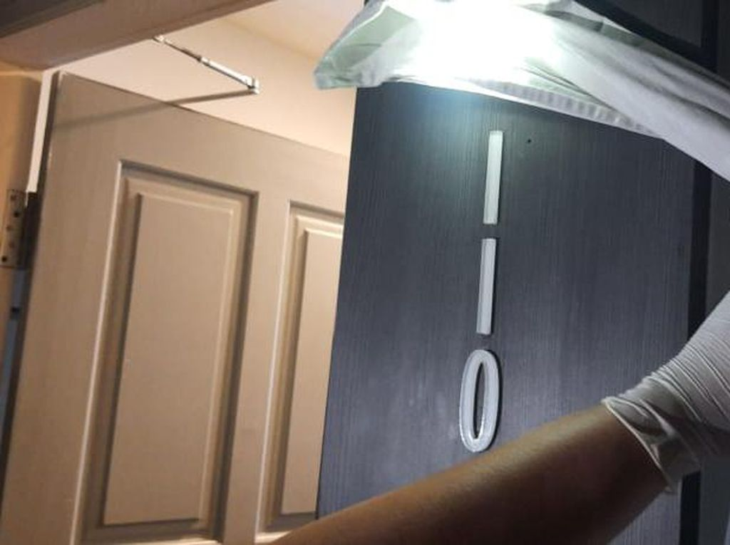 Temuan Baru soal Pembunuhan di Hotel di Menteng: Sidik Jari-Cairan Sperma