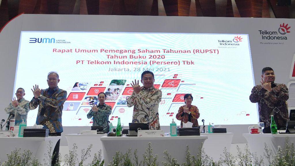 Abdee Slank-Bambang Brodjonegoro Didapuk Jadi Komisaris Telkom