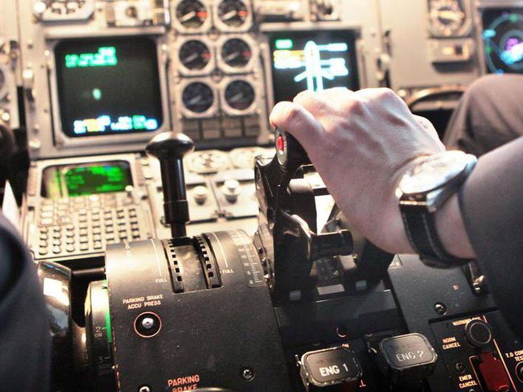 Saat Pilot Pesawat Banting Setir Jadi Masinis di Masa Pandemi COVID-19