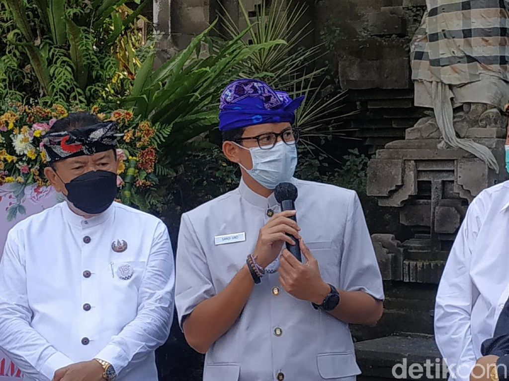 Bali Buka untuk Turis Asing Bulan Ini atau Juli