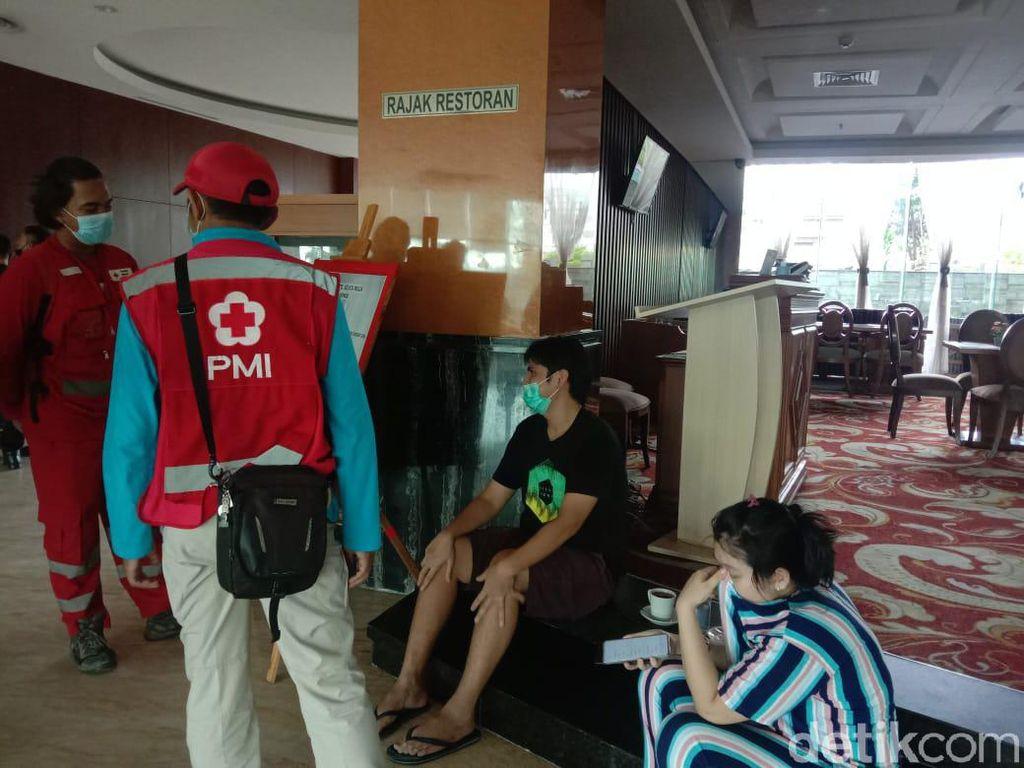 Cerita Tamu Hotel di Kaltim Terjebak di Lift 45 Menit Saat #Kaltimblackout