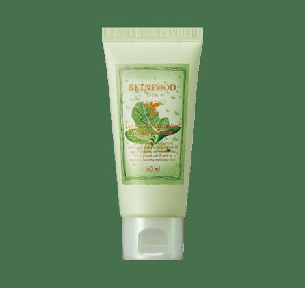 Skincare dengan kandungan mentimun