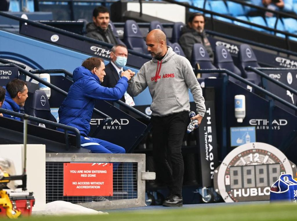 Final Liga Champions: Peringatan Pep Guardiola ke Thomas Tuchel