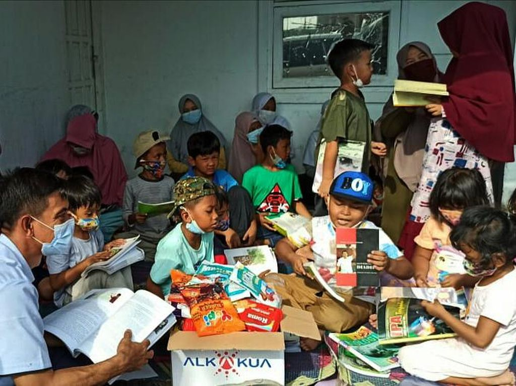 Upaya Menggalakkan Budaya Literasi di Masa Pandemi