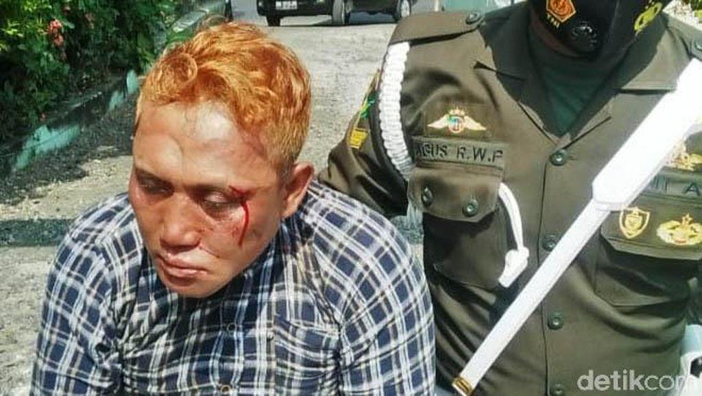 Dadang Buaya yang Serang Markas TNI-Polri di Garut Dibekuk