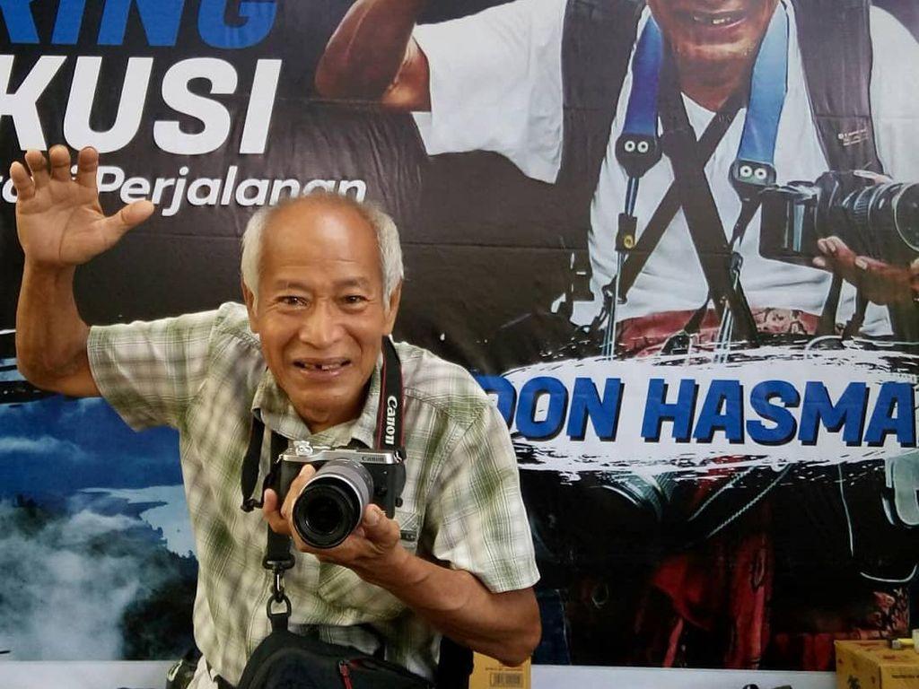 Kisah Pertemuan Pendaki Senior Don Hasman dengan Summiter Pertama Everest