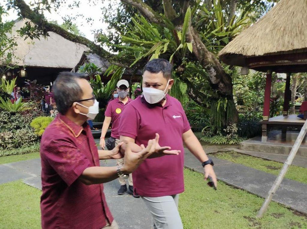 Dorongan dan Sumbangsih untuk Bali Bangkit