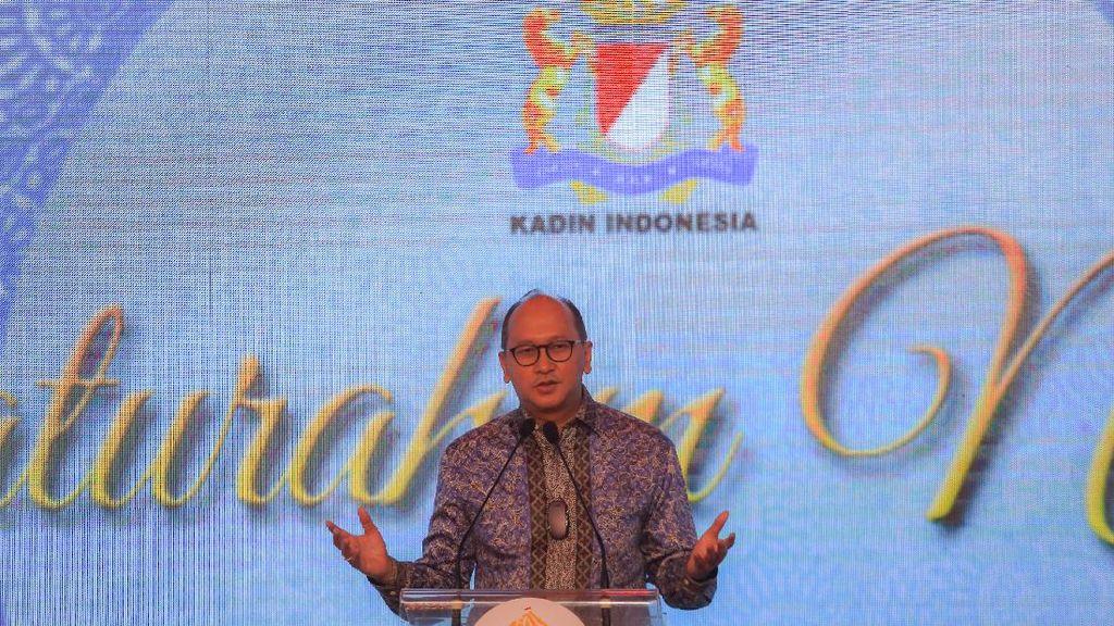 Foto: Silaturahmi Nasional Kadin Indonesia