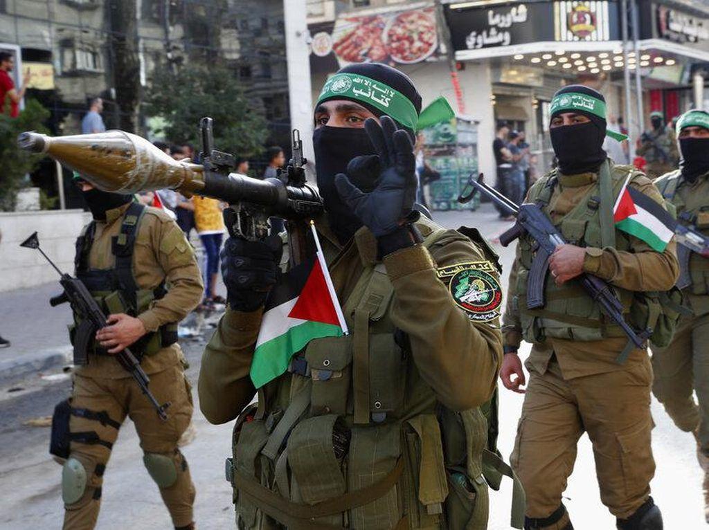 Hamas Ancam Konflik Baru Jika Dana Qatar Rp 434 M Tak Ditransfer ke Gaza