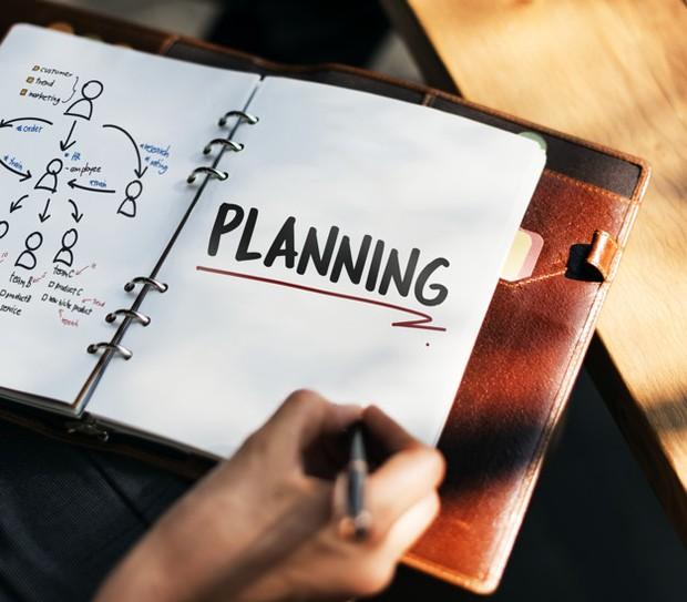 Ilustrasi rencana