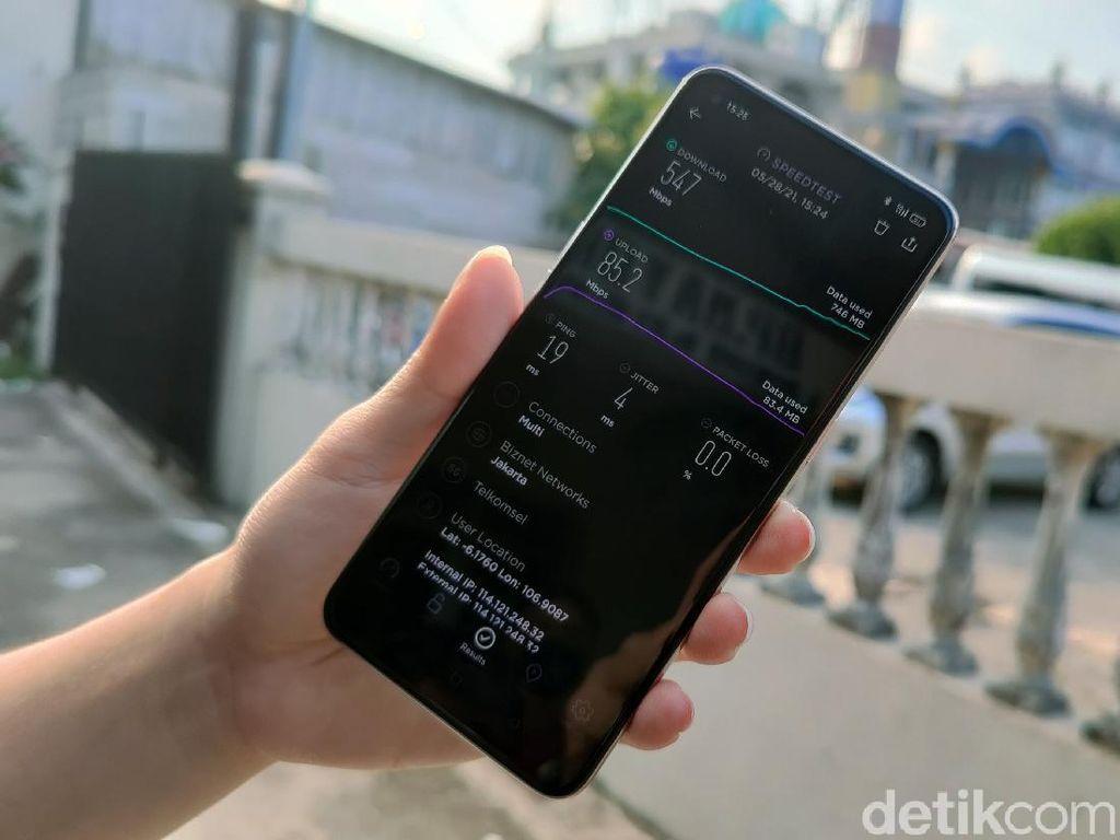 Wus! Segini Ngebutnya Internet 5G Tahap Awal Telkomsel