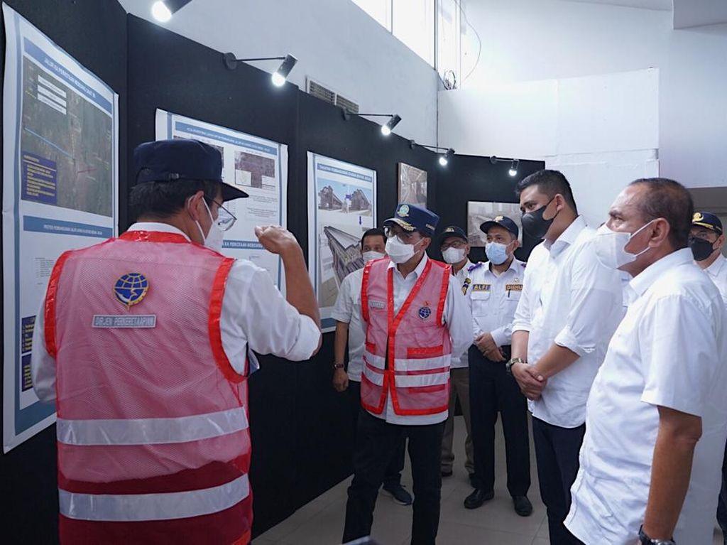 LRT Segera Dibangun di Medan, Bobby Akan Optimalkan Transportasi Umum