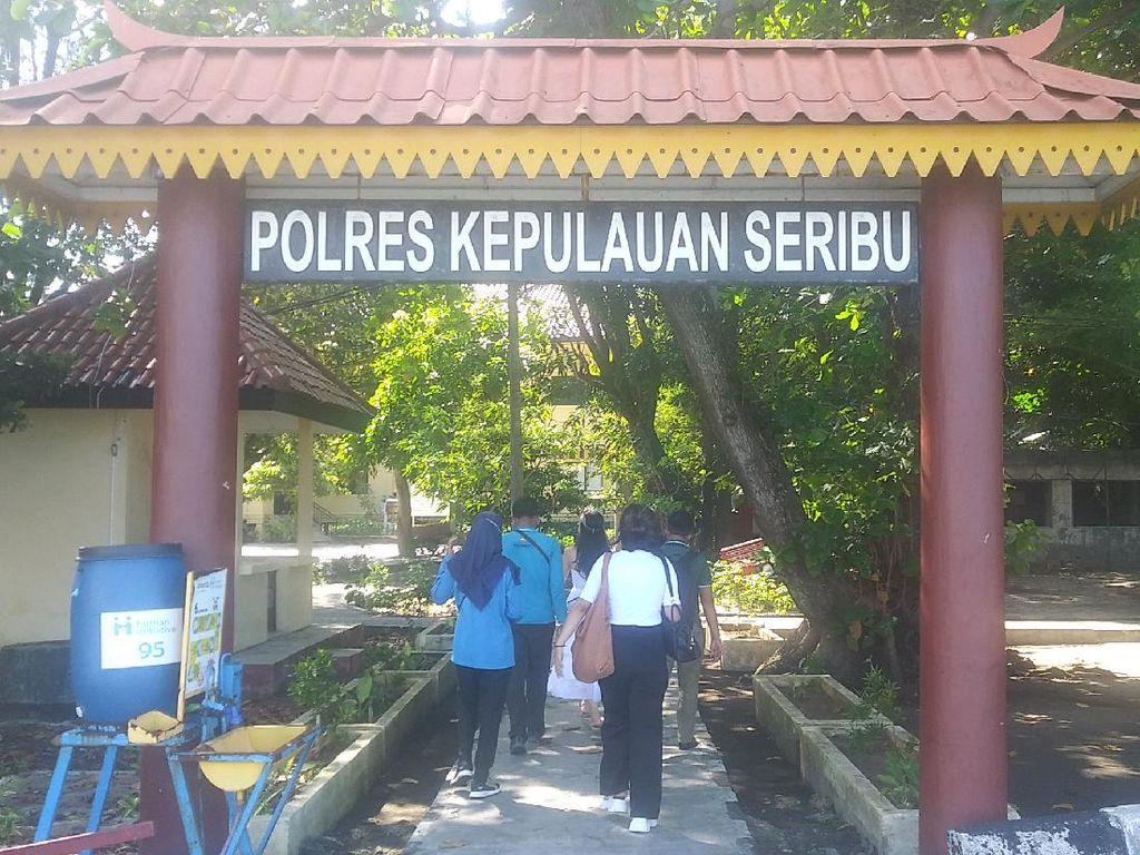 Mungkin Ini Kantor Polisi Paling Santuy di Indonesia
