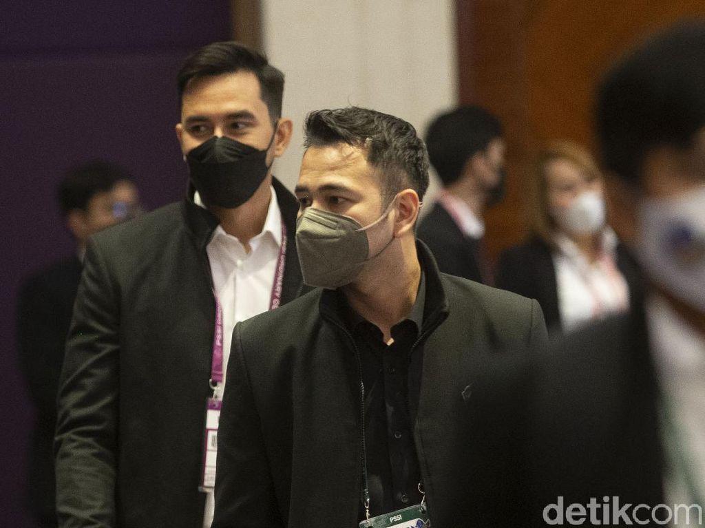 Menpora di Kongres PSSI: Raffi Ahmad dan Mas Kaesang Mana?