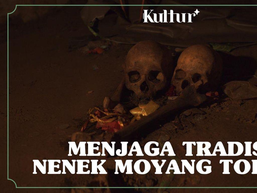 Toraja, Ajaran Nenek Moyang, dan Pemakamannya