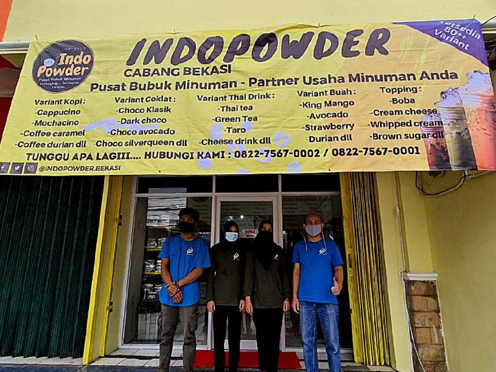 Program JBP Shopee Bantu Penjualan IndoPowder Naik 500%