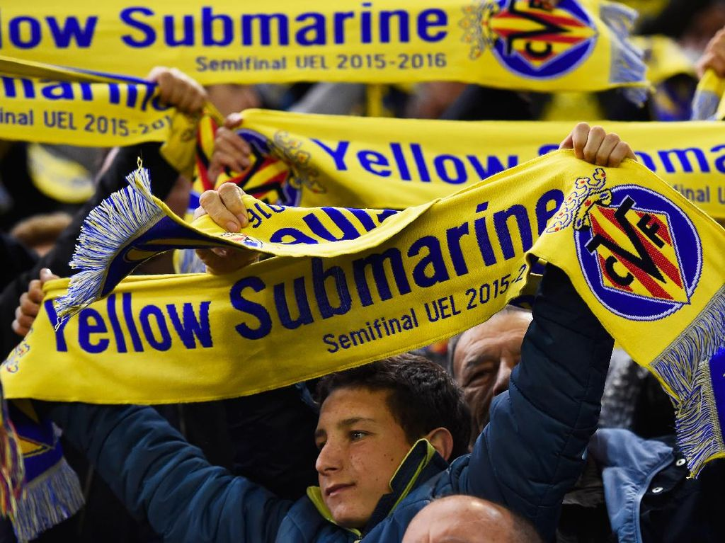 Yellow Submarine: Asli Liverpool, Abadi di Villarreal