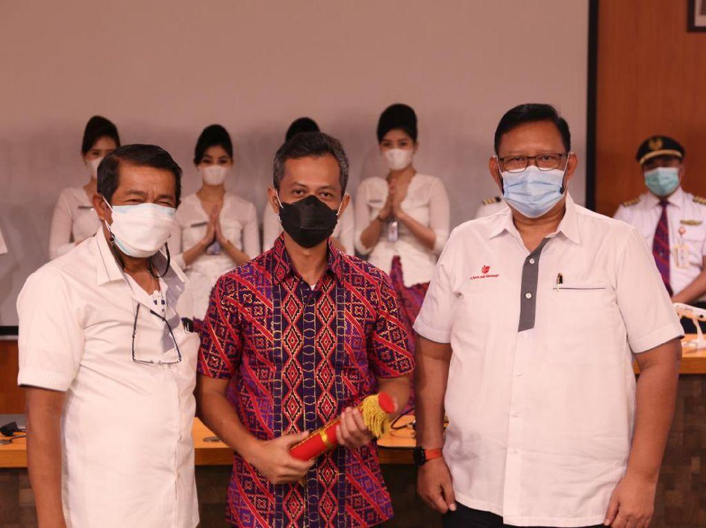 Batik Air Tunjuk Captain Wisnu Wijayanto sebagai Direktur Utama