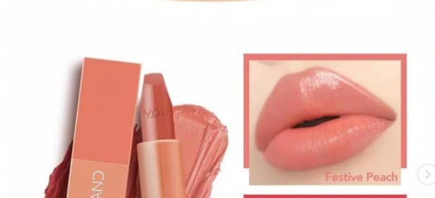 YOU Colorland Juicy Pop Lipstick/Instagram.com/artemisiacollectio