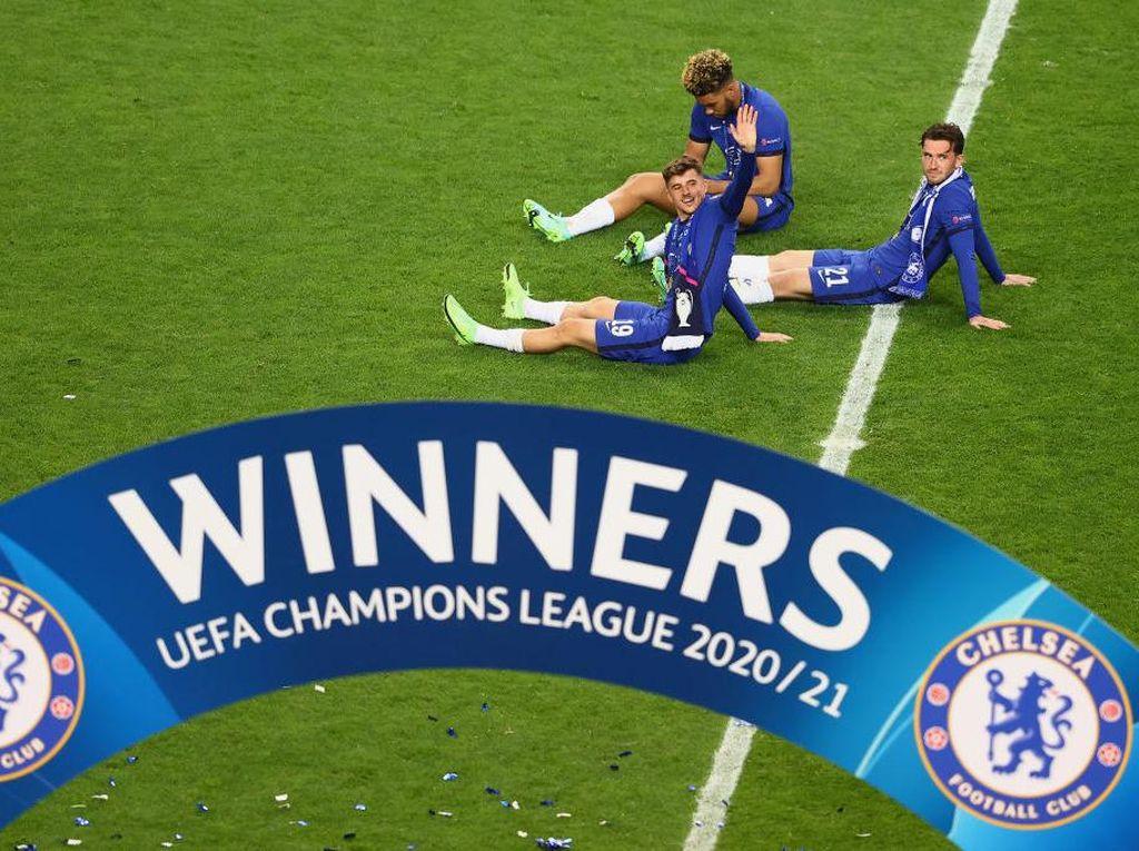 Juara Liga Champions, Chelsea Patahkan Prediksi