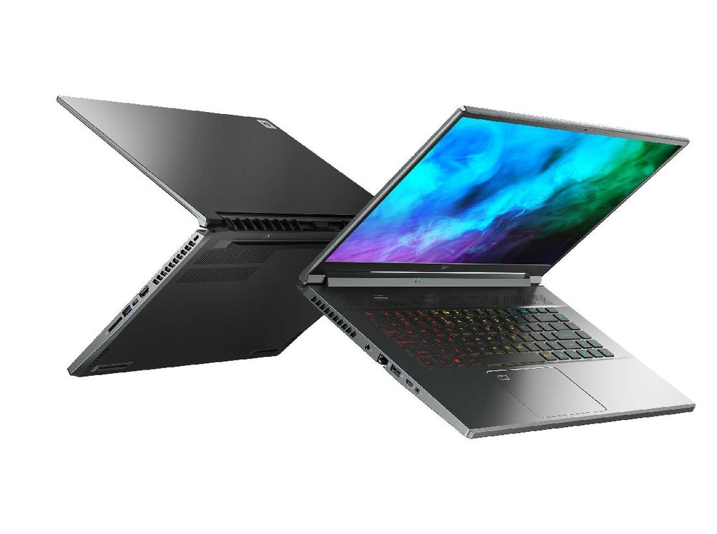 Duo Seri Laptop Gaming Acer Pakai GPU RTX 30