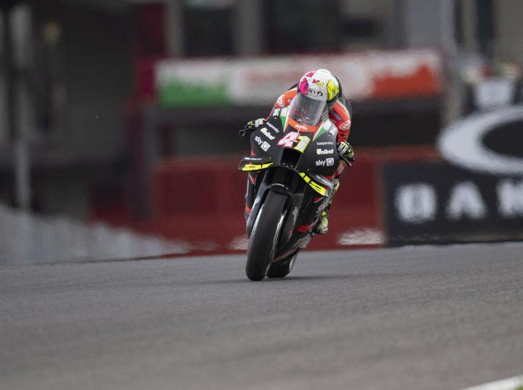 MotoGP Italia 2021: Semoga Aleix Espargaro Bisa Finis Podium
