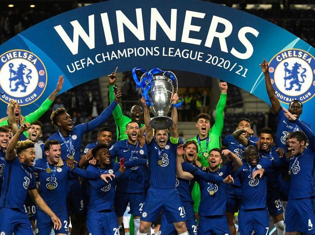 Cocokologi Chelsea Juara Liga Champions Lagi, Terbukti