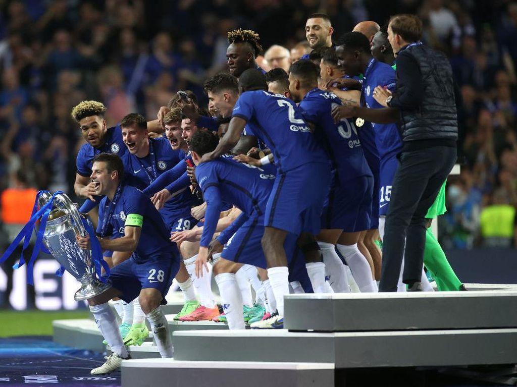 Bukan Kali Ini Saja Chelsea Juara Liga Champions usai Ganti Manajer
