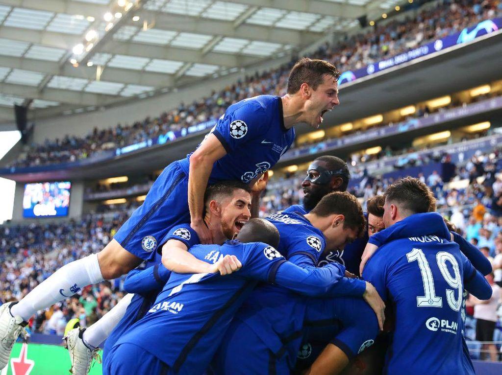Chelsea Juara Liga Champions 2020/2021!