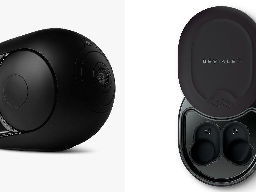 Mengenal Speaker dan TWS Premium dari Devialet