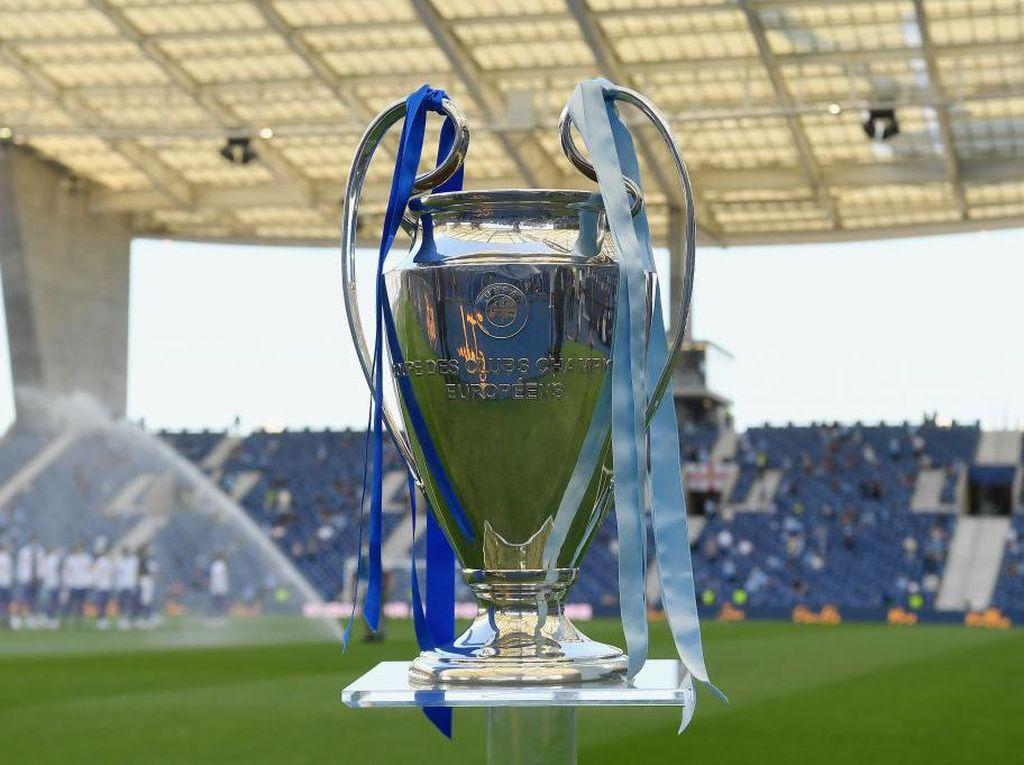 Final Liga Champions: Susunan Pemain Manchester City Vs Chelsea