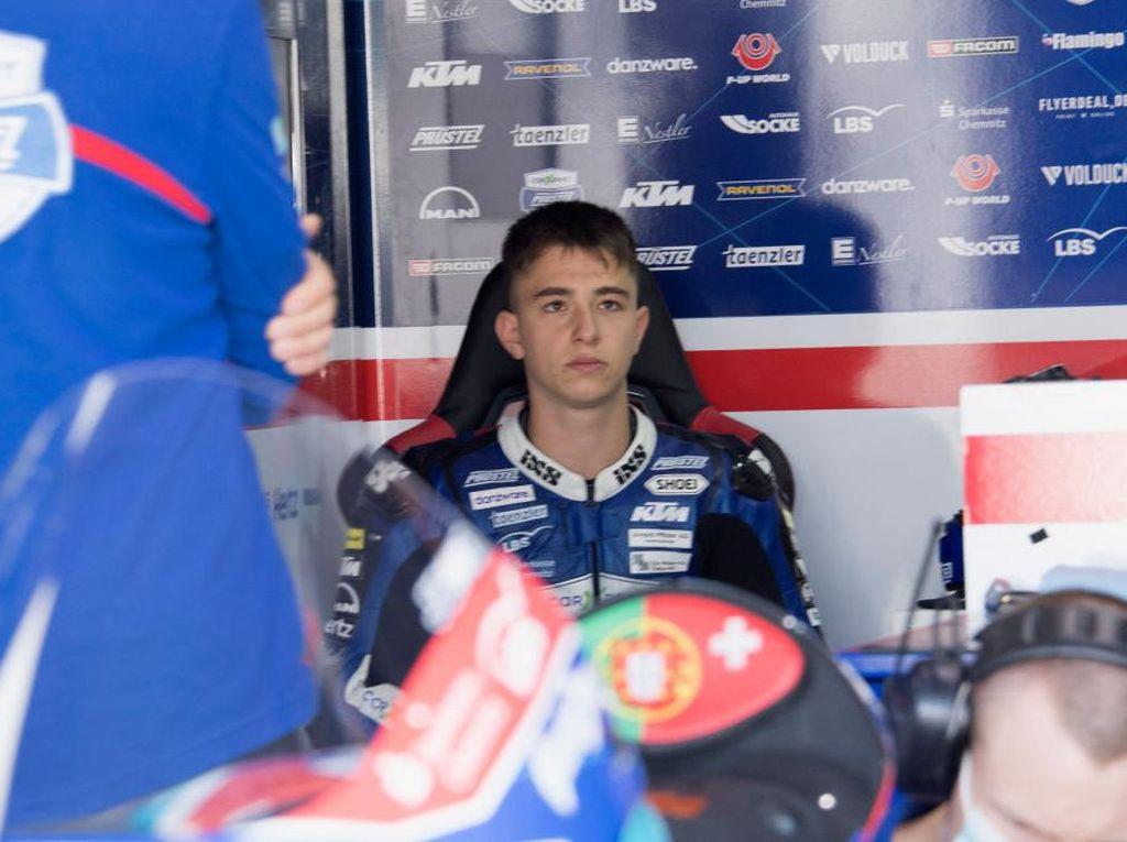 Rider Moto3 Jason Dupasquier Meninggal Usai Crash di Mugello