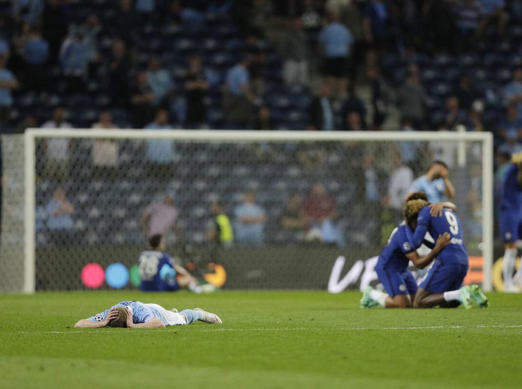Kata Wenger, Ini Sebab Man City Keok dari Chelsea