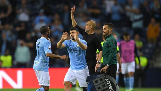 Final LIga Champions 2020/2021 Manchester City vs Chelsea