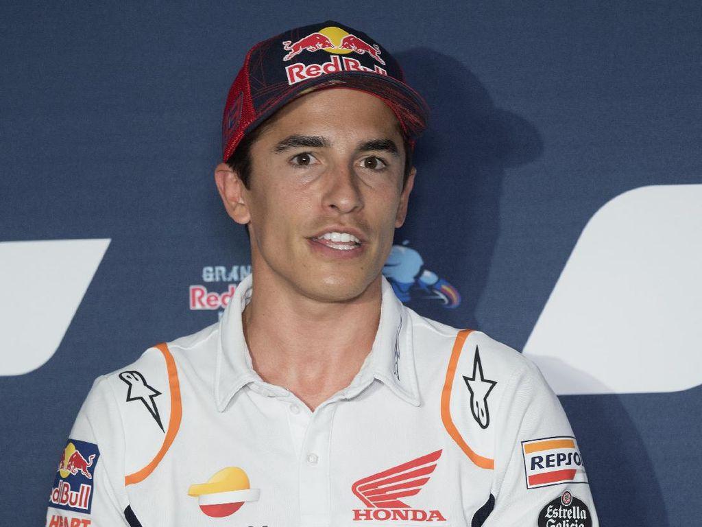 Motor MotoGP Terlalu Kencang, Marquez Ingin Ada Batas Kecepatan Aman