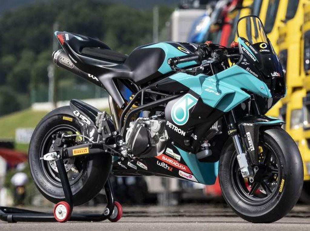 Motor Kecil ala Tunggangan Valentino Rossi, Terbatas Cuma 46 Unit