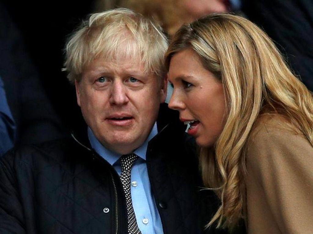 Sstt... PM Inggris Boris Johnson Menikah Diam-diam di Tengah Corona