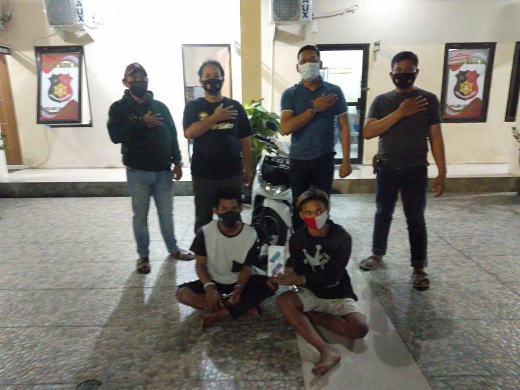 Kejar Bandit Jalanan, 2 Polisi di Surabaya Terjatuh dan Terseret